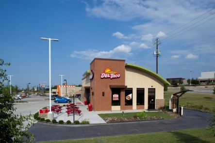 Del Taco at Timbercreek Crossing by Blackson Brick